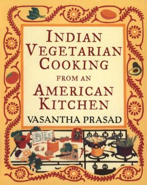 Book Cover, Indian Vegetarian Cooking